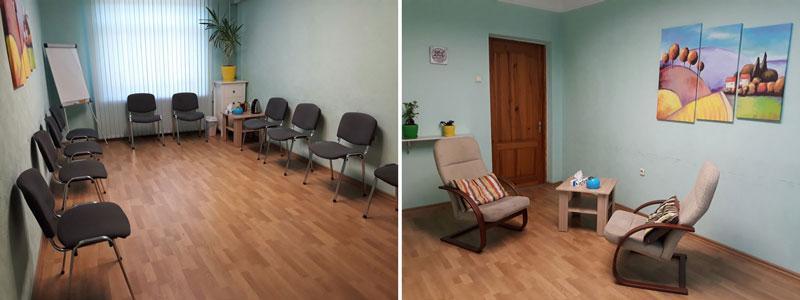 Аренда кабинета психолога Киев №2