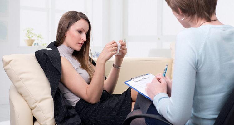 Психотерапевт консультация