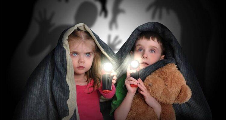 Психолог детские страхи